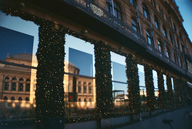 Magasin du Nord Christmas Decorations Kongens Nytorv København Copenhagen Copenhej