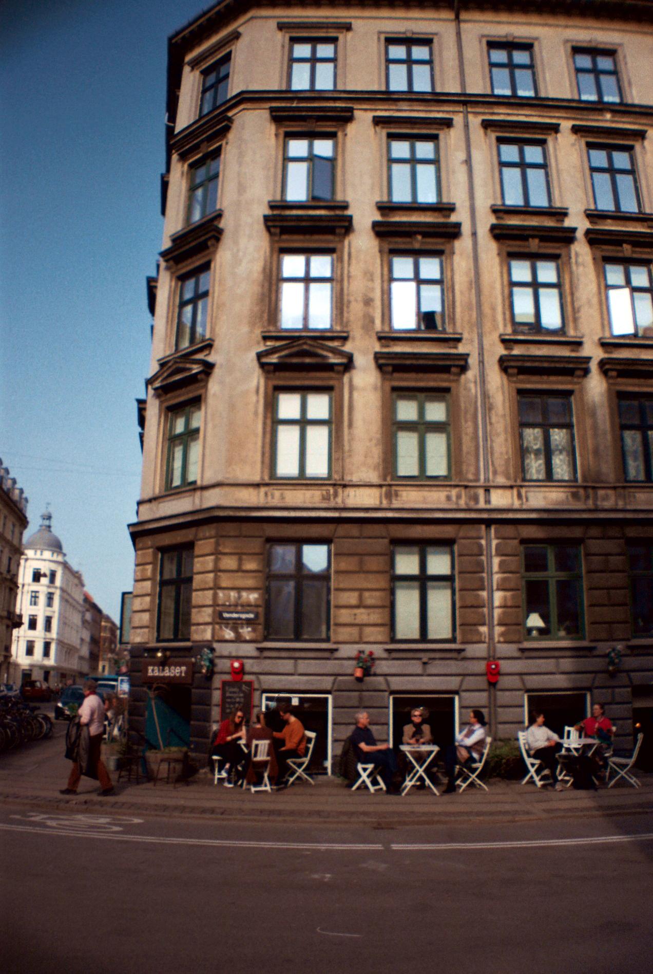 Café Kalaset Nørreport Brunch Bar Lunch Restaurant Nansensgade København Copenhagen Copenhej