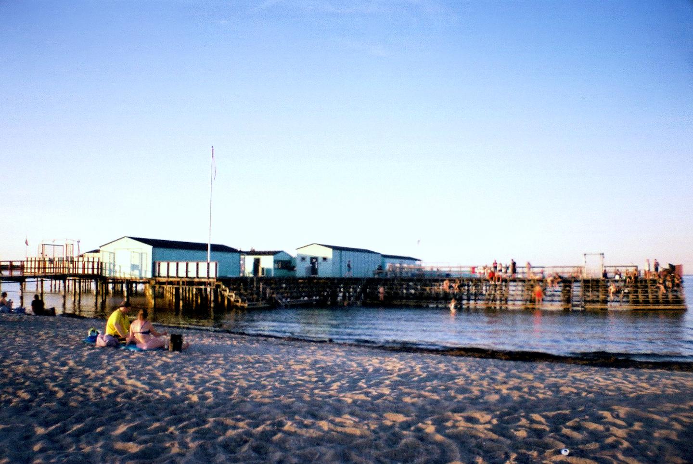 Amager Strandpark Strand Beach Helgoland Kommunalt Badeanlæg København Copenhagen Copenhej