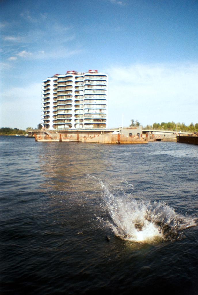 Sluseholmen Havnebad Badested Swimming Spot Harbor Bath Metropolis København Copenhagen Copenhej