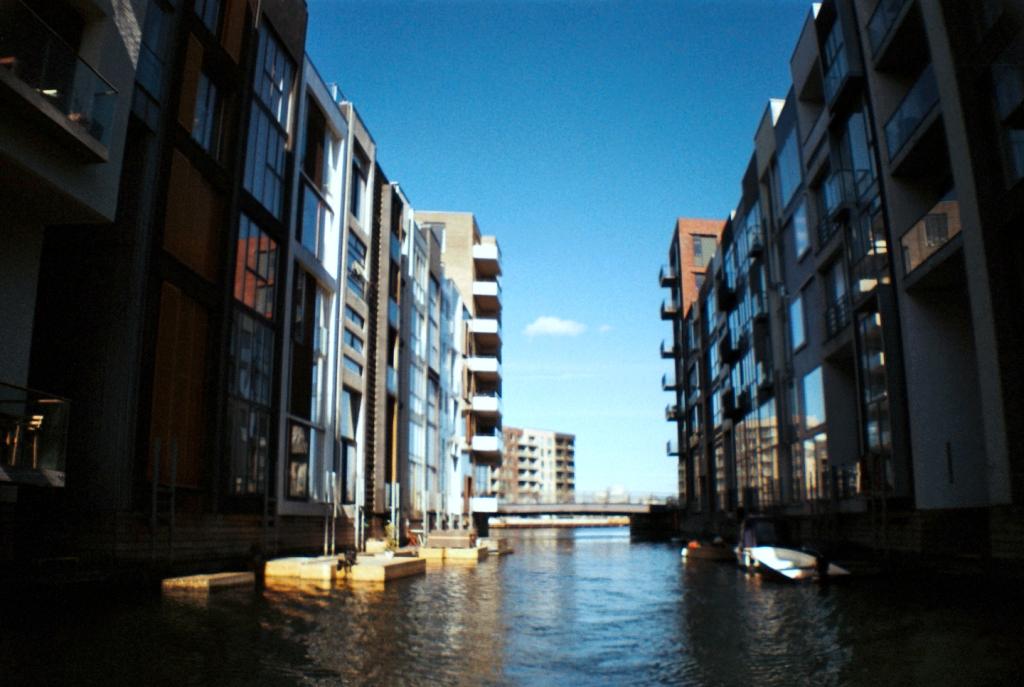 Sluseholmen Havnebad Badested Swimming Spot Harbor Bath Canal København Copenhagen Copenhej