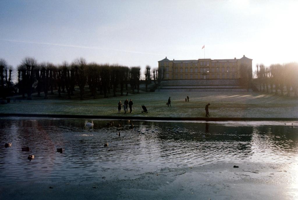 Frederiksberg Have Gardens Slot Baroque Palace København Copenhagen Copenhej