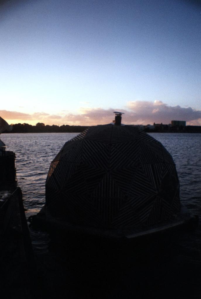 Saunadome Sauna Refshaleøen København Copenhagen Copenhej