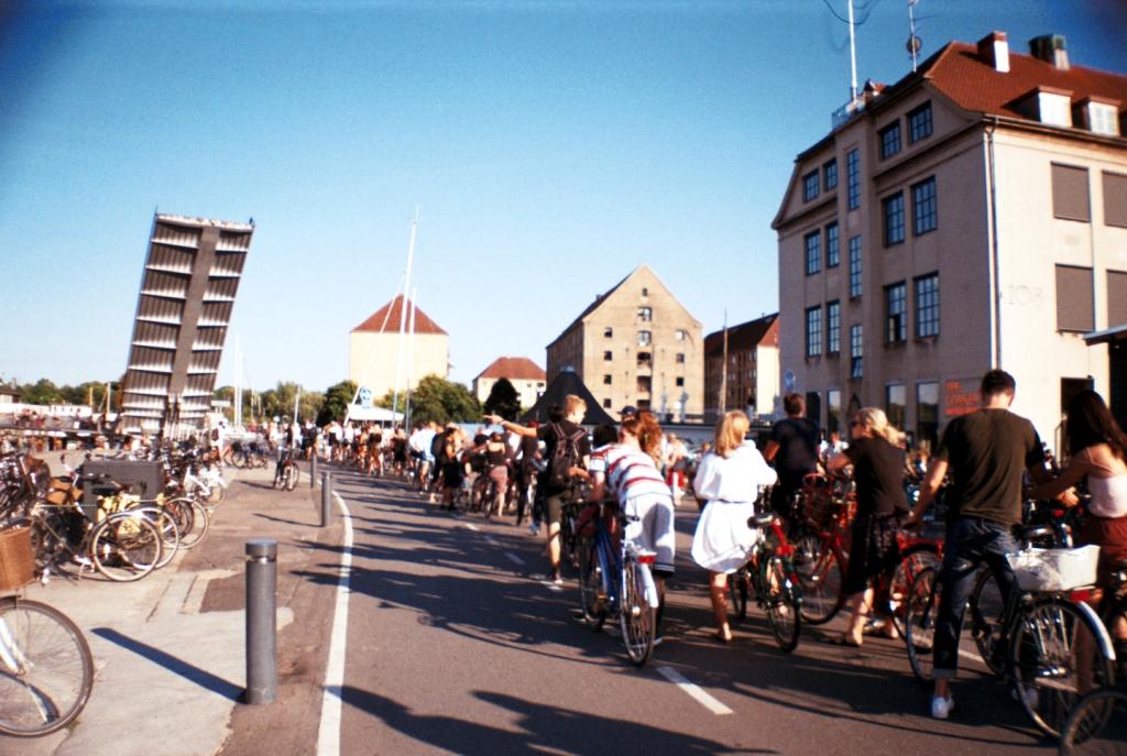 Trangravsbroen Bike Routes Guide Biking Copenhagen Cykle København Copenhej