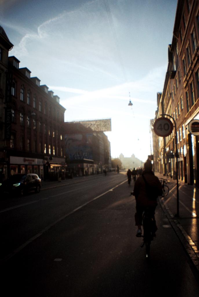 Nørrebrogade Bike Routes Guide Biking Copenhagen Cykle København Copenhej