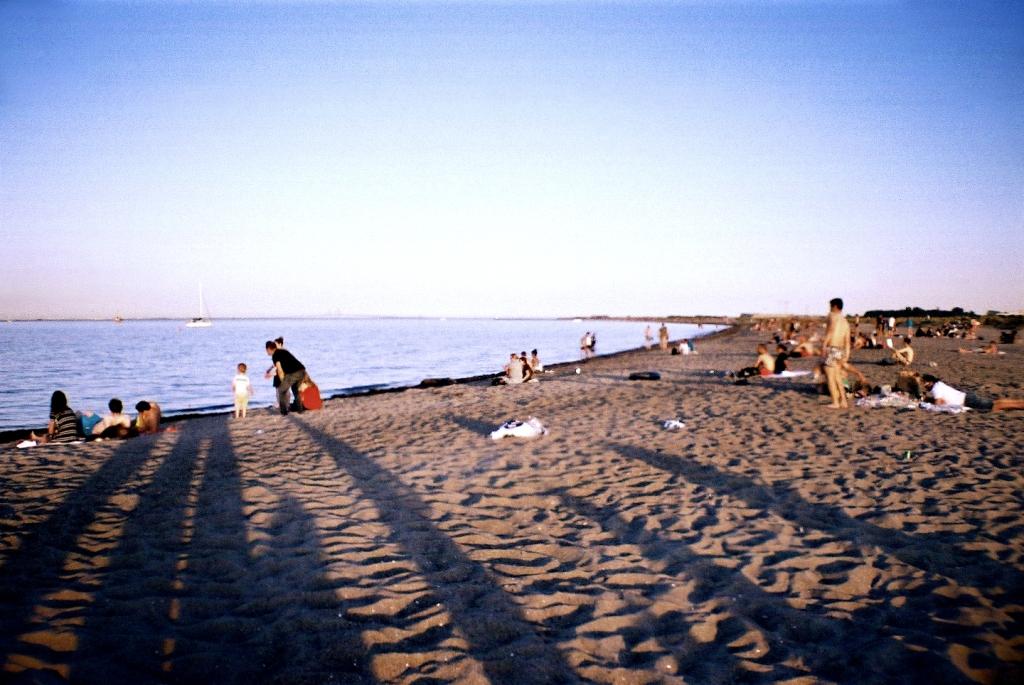 Guide Amager Strand Best Beaches and Swimming Spots Copenhagen København Bedste Badested Strand Copenhej