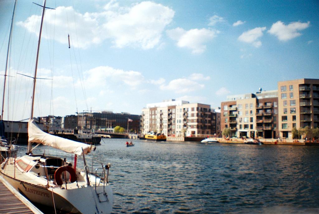 Sluseholmen Havnebad Badested Swimming Spot Harbor Bath Jetty København Copenhagen Copenhej